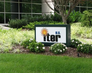 US ITER Project Office 1055 Commerce Park Oak Ridge TN