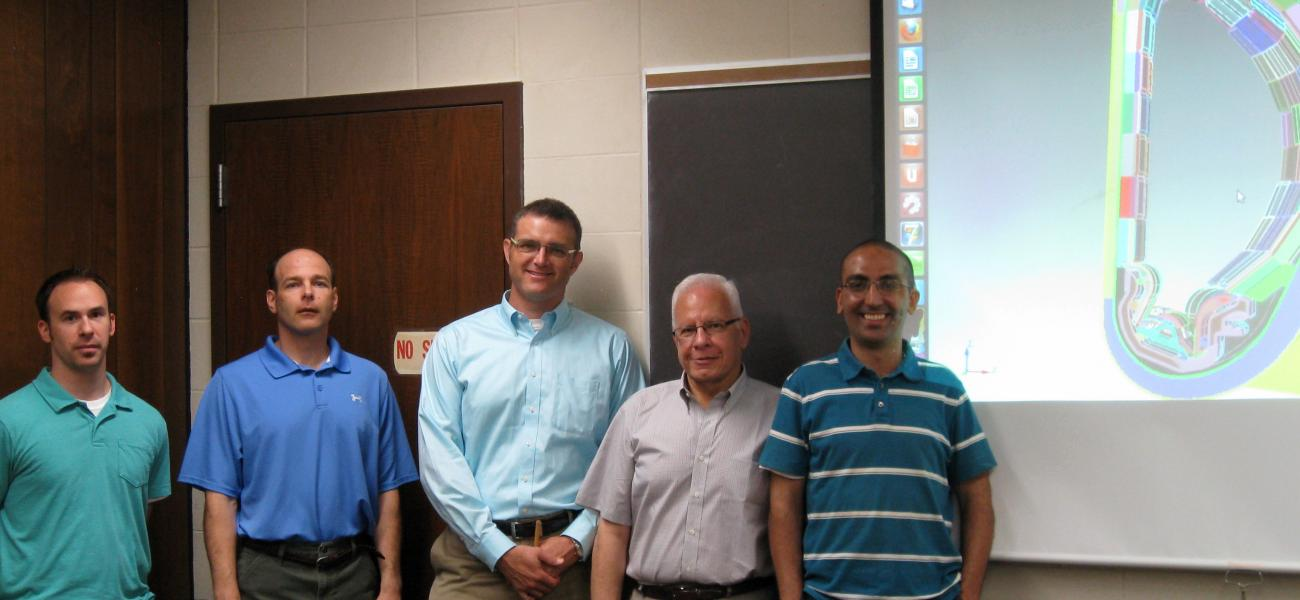 University of Wisconsin neutronics collaborators